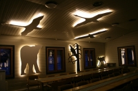 kokoustila, Ranuan eläinpuisto